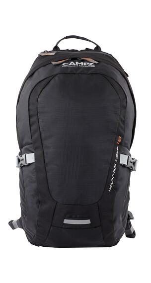 CAMPZ Mountain Comp Rucksack 18L schwarz